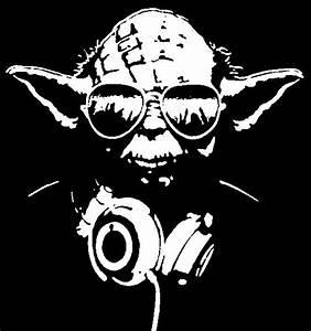 Yoda Stencil by MizterMaz on DeviantArt