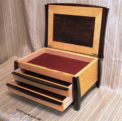 wooden jewelry box  drawers caymancode