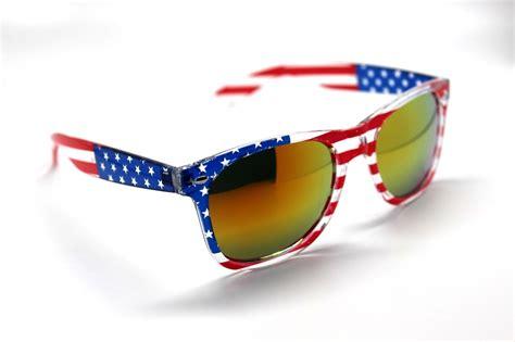 American Flag Sunglasses Ebay
