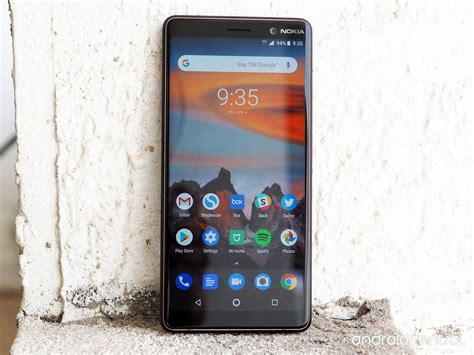 nokia 6 1 android 9 0 pie stable update starts rolling out mobiletdn