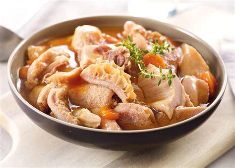 cuisiner les tripes tripes traditionnelles à la mode de caen surgelé gamme