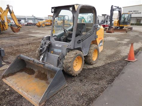 volvo mcc skid steer  sale  hours central point   mlmc