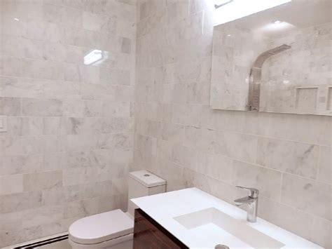 marble threshold bathroom marble threshold with flush trim bathroom modern and contemporary wastebaskets