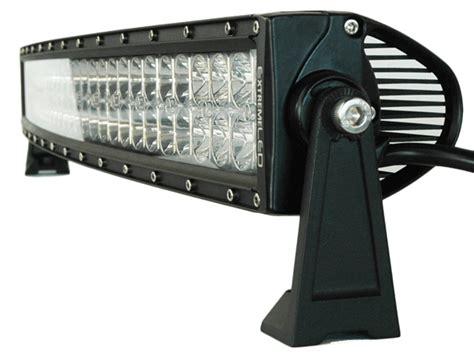 Curved Led Light Bar Inch