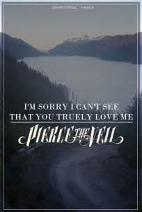 Pierce The Veil Lyric Quotes