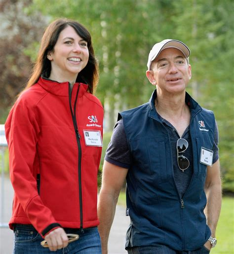 MacKenzie Bezos' Net Worth: 5 Fast Facts You Need to Know ...