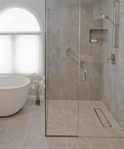 Bodengleiche Dusche Größe : badezimmer dusche ebenerdig ws27 hitoiro ~ Michelbontemps.com Haus und Dekorationen