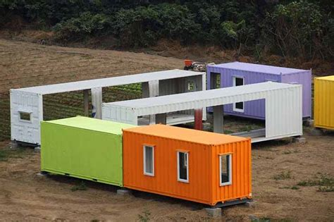 Prix Construction Maison Container