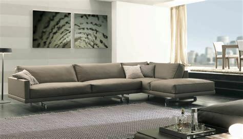 canape italien contemporain canapé d 39 angle italien meubles de luxe