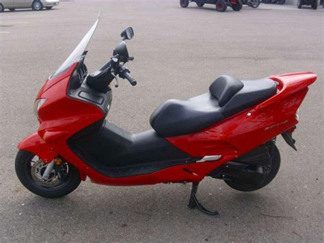 2004 Honda Nss250 Reflex Scooter For Sale On 2040motos