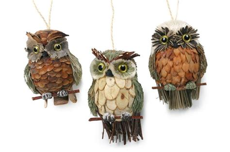 owl creations from pine cones and fluff 1000 images about nature crafts on crafts trees and pinecone ornaments