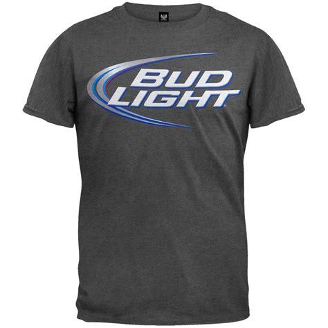 bud light t shirt bud light graphic logo soft t shirt from old glory epic
