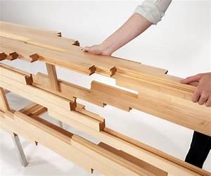 Mobilier Bois Design : ameublement bois design ~ Melissatoandfro.com Idées de Décoration