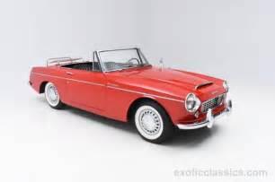 1964 Datsun Fairlady by 1964 Datsun 1500 Fairlady For Sale Photos Technical