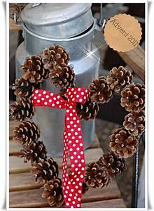 Tannenzapfen Deko Ideen : die besten 25 tannenzapfen ideen auf pinterest pinienzapfen mit tannenzapfen basteln und ~ Markanthonyermac.com Haus und Dekorationen