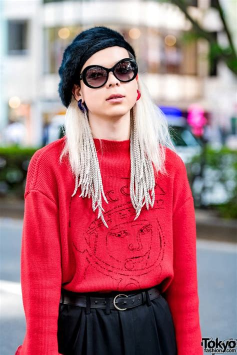harajuku streetwear styles  comme des garcons yohji