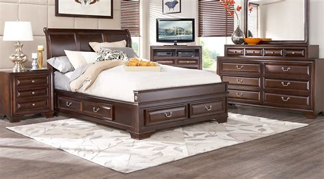Why You Should Mix And Match Dark Wood Bedroom Furniture