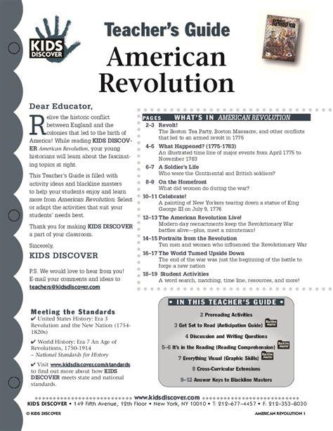 american revolution discover