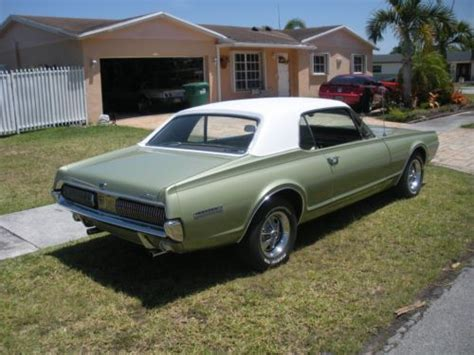 small engine maintenance and repair 1994 mercury cougar spare parts catalogs find used 1967 mercury cougar 289 engine in hialeah florida united states