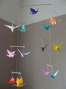 Comment Faire Un Oiseau En Papier : origami facile l 39 art de plier le papier pour d butants ~ Melissatoandfro.com Idées de Décoration
