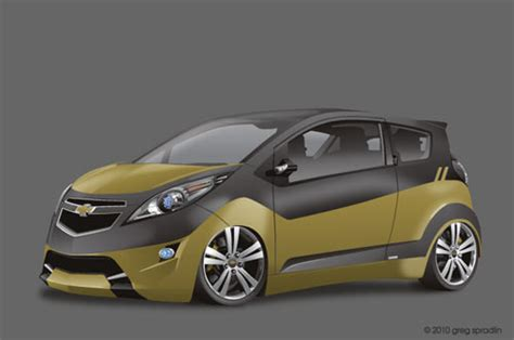 official modified chevrolet spark picture thread