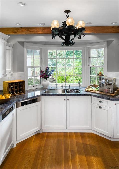 bay window      cabinetry countertop