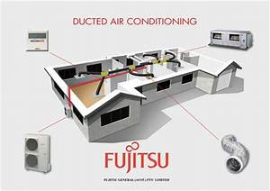 Ducted Air Con Range