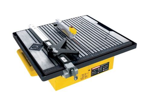 Tile Saw Water qep 60083 7 inch professional tile saw with water cooling