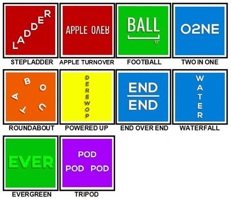 About dingbats and our answer tool. 100 Pics Dingbats Level 11-20 Answers | 100 Pics Answers