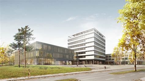 Erweiterung Des Sonderschulzentrums Goeppingen by Landratsamt H4a Gessert Randecker Architekten H4a