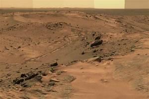 Mars Alien Sighting? Former NASA Employee Claims She Saw ...