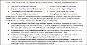 5 easy ways to makeover your sales resume now With ats resume keywords