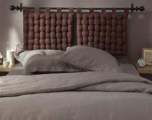 Coussin Tete De Lit Gifi : tete de lit avec coussin ~ Dailycaller-alerts.com Idées de Décoration