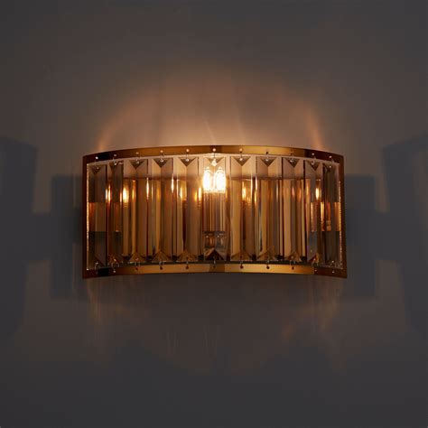 dione copper effect wall light departments tradepoint