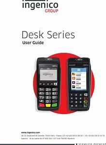 Ingenico D5000m00 Payment Terminal User Manual 1
