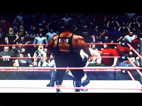 Wwe 13 Big Daddy V Vs Big Show And Paul Wight Youtube