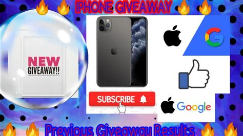 apple iphone pro specifications giveaway