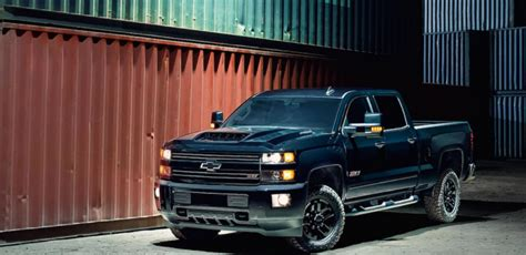 2019 silverado hd 2019 chevy silverado 2500hd and 3500hd will get a few