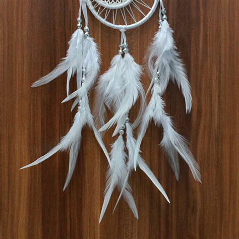 Car Hanging Decorations - concentric circles feathers car wall hanging decoration