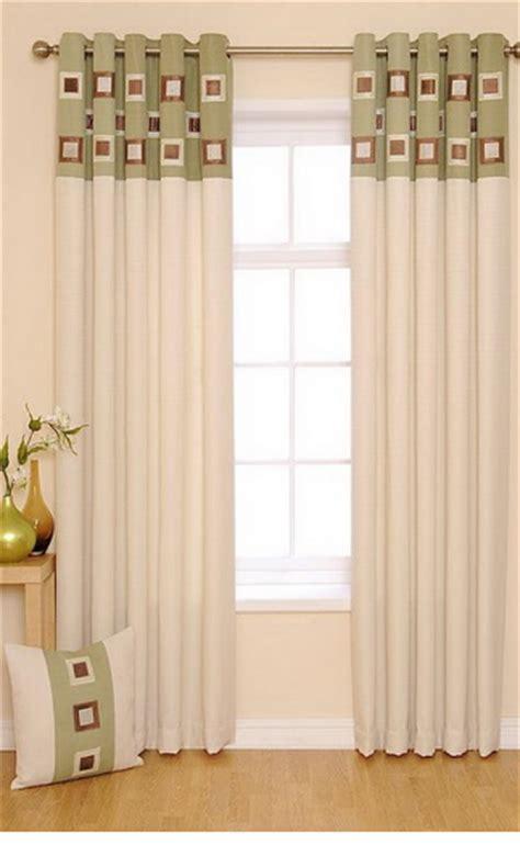 contoh bentuk  warna gorden  rumah minimalis