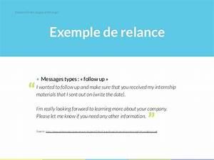 Modele De Lettre De Relance : recherche emploi lettre relance candidature anglais ~ Gottalentnigeria.com Avis de Voitures
