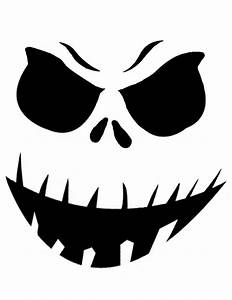 super scary face free printable coloring pages With evil pumpkin face template
