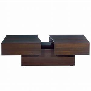 Conforama Table Basse : table basse notre s lection canon moins de 150 euros table basse city box conforama ~ Teatrodelosmanantiales.com Idées de Décoration