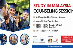 Education Malaysia Student Recruitment Drive in Qatar