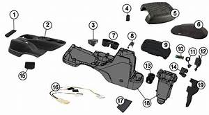 Diagrams For Jeep    Console Parts    Jeep Wrangler Jk