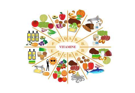 alimenti con vitamine e il miglior modo di assumere le vitamine alimentazione e