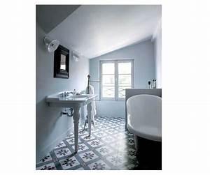 Carreaux De Ciment Salle De Bain : la d co salle de bain en carreaux de ciment c 39 est chouette ~ Melissatoandfro.com Idées de Décoration