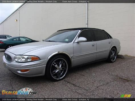 2000 Buick Lesabre by 2000 Buick Lesabre Limited Sterling Silver Metallic