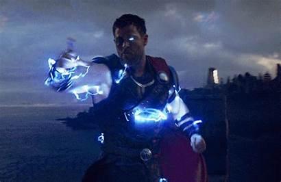 Thor Mcu Dceu Jl Lightning Uses Superman