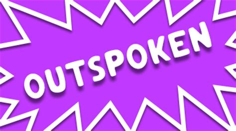 youthaware current shows outspoken